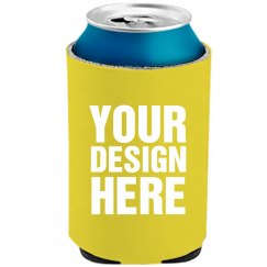 Customize a Can Coolie