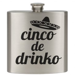 Cinco de... Drinko?!