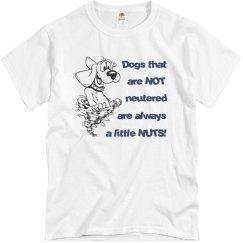 Not Neutered Shirt