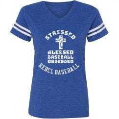 Stressed, Blessed, Rebel Baseball