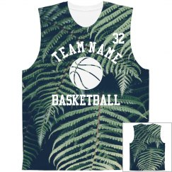 Custom Basketball All Over Print