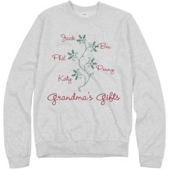 Grandma's Gifts