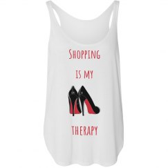 Shopping is my therapy