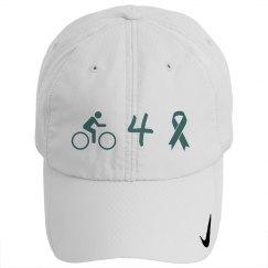 Bike for a Cure - running cap