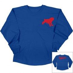 Fresno state bulldogs long sleeve shirt.