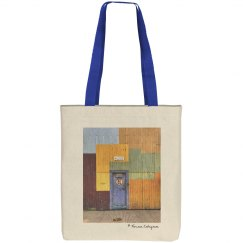 Prohibido estacionar (tote bag)