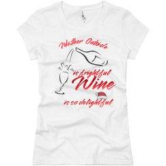 wine metallic