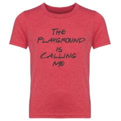 The Playground is Calling Me