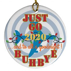 Airline 2020 Ornament