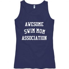 Awesome swim mom
