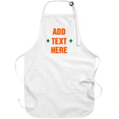 Custom St. Patrick's Day Apron