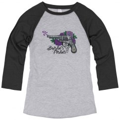 Purple Pistol Shirt
