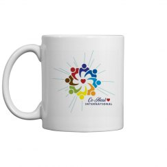 White Mug Logo Only