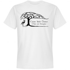 Tree Design Shirt - Adult