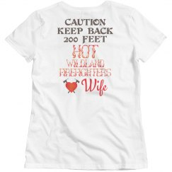 Wildland Wife Keep Back