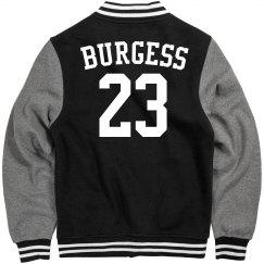 Burgess Football Jacket