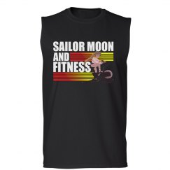 Sailor Moon Workout Tank