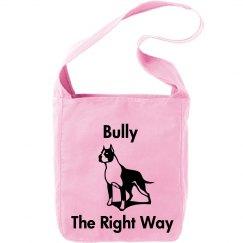 Bully Messenger Bag