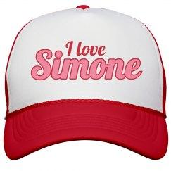 I love Simone