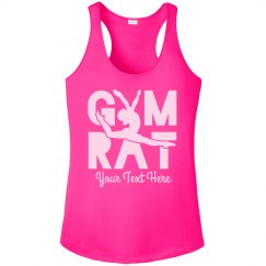 Fun Trendy Gymnastics Rat Tank