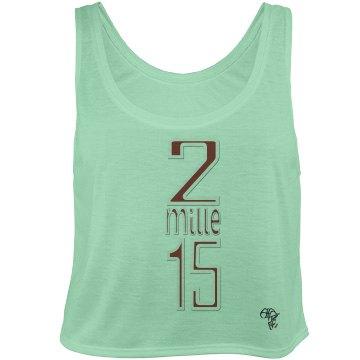 2-MILLE-15(2015) Tank TOP