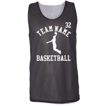 3 on 3 Basketball Player