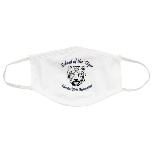 3 Ply Performance Mask with Logo