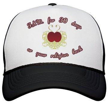 30 Days hat