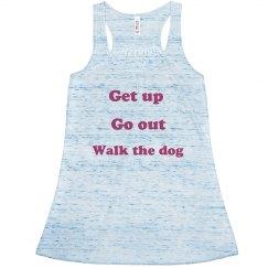 Get up blue