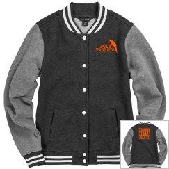 Personalized Letterman Logo Jacket