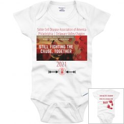 Baby Walk/Run Onesie!