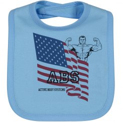 Active Body Systems Jersey Bib