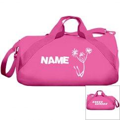 Doodle Cheer Duffle Bag
