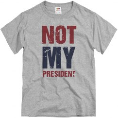 He's Not My President