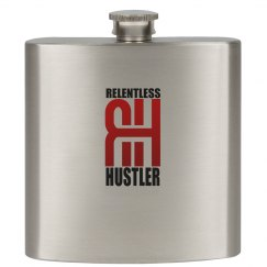RH Stainless Steel Flask