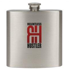 RH Stainless Steel Flask