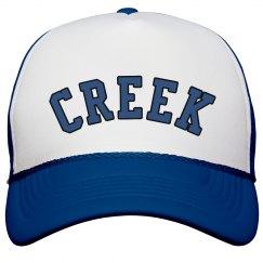 Creek trucker hat