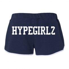 Hypegirlz running shorts