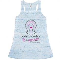 Body Evolution Expression colored yogi