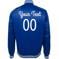 Customizable Baseball Jerseys