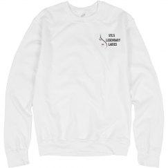 Sweatshirt White - 001