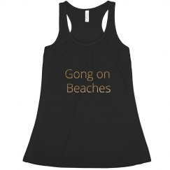 Another text style to choose from to Gong on Beaches