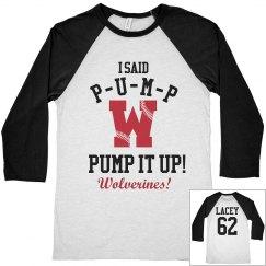 PUMP It Up Softball