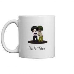 Obi & Talon Mug 2