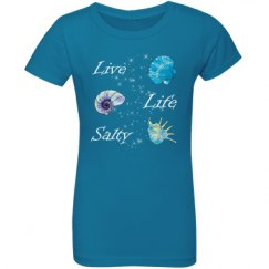 Live Life Salty Girl's