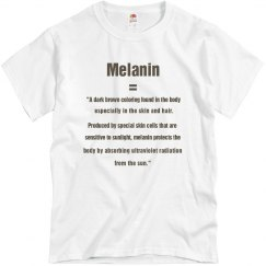 Melanin Definition- Men