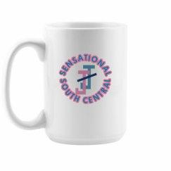 15oz Ceramic Coffee Mug