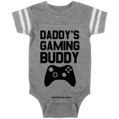 Daddy's Gaming Buddy