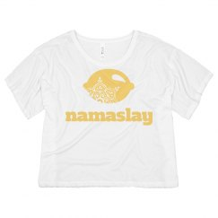 Namaste Namaslay Lemonade Crop