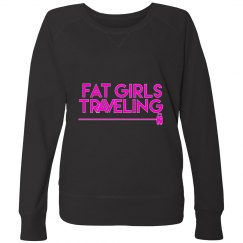 FGT Pink Luggage Sweatshirt